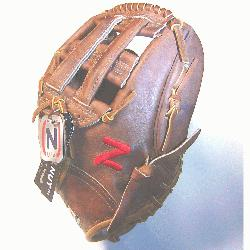 Walnut 11.75 Baseball Glove H Web Right Handed Throw  Nokona Walnut HHH Leathe