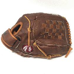 by Nokonas history of hancrafting ball gloves in America for over 80 years, the propriet