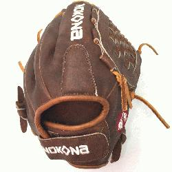 Nokona's history of handcrafting ball gloves in America for over 85 years, the pr