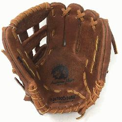 okona's history of handcrafting ball gloves in America for over 80 years, the proprietary Wa
