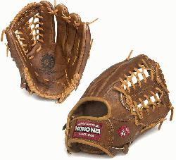 pired by Nokona's history of handcrafting ball gloves in America for over 80 years, the