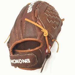 nch 12.50 Nokonas Walnut Series Great Stability and Durability Near game-ready br