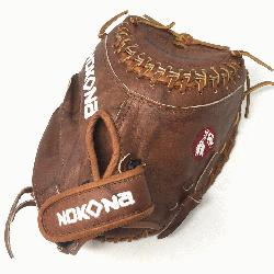 unch 32.50 Nokonas Walnut Series Great Stability and Durability Near game-ready