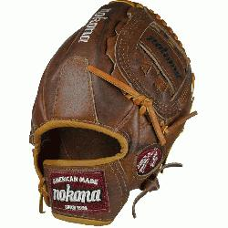 nut WB-1200C 12 Baseball Glove  Right Handed Throw Nokona has built
