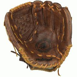 1200C 12 Baseball Glove  Right Handed Throw Nokona has bu