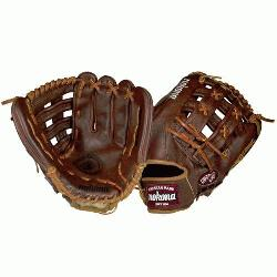 Walnut WB-1275H Outfield Baseball Glove 12.7