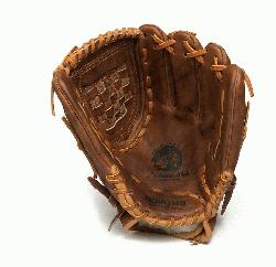 ut Steerhide and Closed Web. Top Grain Steerhide. The Nokona Classic Walnut Seri