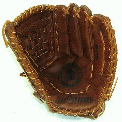 leather, Walnut Crunch is used to craft this series of softball glo