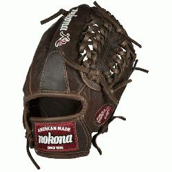 -1200M X2 Elite Series 12 inch Baseball Glove (Right Handed Throw) : Nokona 12 inch X2 Elite s