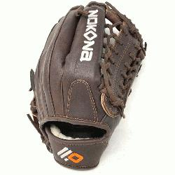 75M X2 Elite 12.75 inch Baseball Glove (Right Handed Throw) : X2 Elite from Nokona is there h