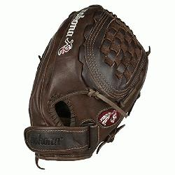 okona X2 BuckskinKangaroo Fastpitch X2F-1250C Softball Glove (Right Hand
