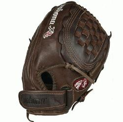 X2 BuckskinKangaroo Fastpitch X2F-1250C Softball Glove (Right Handed Throw) : The X2F-