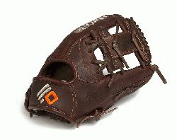 Baseball Glove 11.25 inch (Right Handed Throw) : X2 Elite Series is Nokonas highest performance,