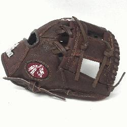 5 Pitcher/Infield Pattern I-Web Stampede + Kangaroo Leather Conventional Open Back Minimal Brea