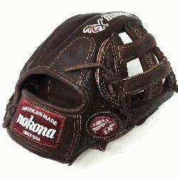 Series 11.75 inch Baseball Glove (Right Handed Throw) : The Nokona X2 Elite