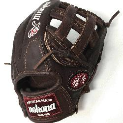 Elite Series 11.75 inch Baseball Glove (Right Handed Throw) : The Nokona X2 El