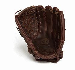 Elite Fast Pitch Softball Glove. Stampeade leather clos