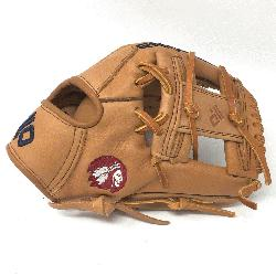 Nokonas all new Supersoft Series gloves are made from premium top-grain steerhide leather and