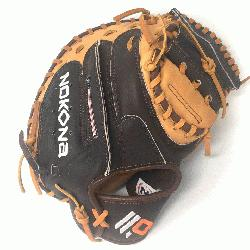 h Alpha Select Baseball Glove. Catcher Mitt 31.5 inch. For youth