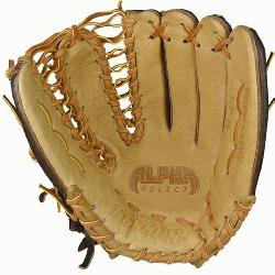 lpha Select S-300T Baseball Glove 12.25 i