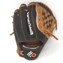 na Alpha 11.5 inch Baseball Glove. Right Hand Throw. The Alpha series is created with vi