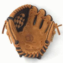 Nokona Alpha 11.5 inch Baseball Glove. Right Hand Throw. The Alpha series is created with vi