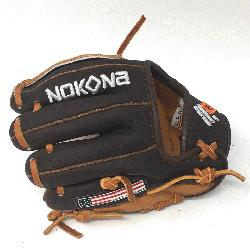 Alpha 11.5 inch Baseball Glove. Right Hand Throw. The Alpha series is created