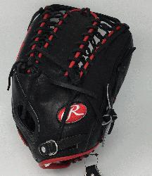 Mike Trout Pro Preferred Gameday Pattern. 12.75 inch outfield glove. Trap-eze web and conven
