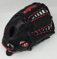 e Trout Pro Preferred Gameday Pattern. 12.75 inch outfield glove. Trap-eze web and con