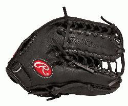 Glove Youth Gamer Pro Taper baseball glove from Rawlings features the Trapeze Web pattern,
