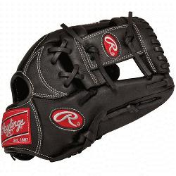 B Gold Glove Gamer 11.75 inch Baseball Glove (Right Handed Throw) : The Rawlings GN