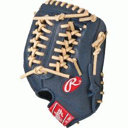 GXLE175NC Navy Camel Gamer XLE Series 11.75 inch Baseball Glove (Right Handed Throw)