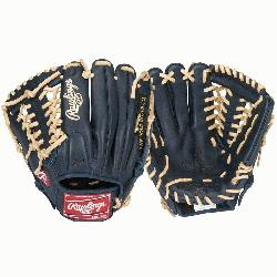 LE175NC Navy Camel Gamer XLE Series 11.75 inch Baseball Glove (Right Handed