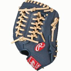 gs GXLE175NC Navy Camel Gamer XLE Series 11.75 inch Baseball Glove (Ri