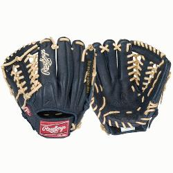 GXLE175NC Navy Camel Gamer XLE Series 11.75 inch Baseball Glove (Right Handed Th