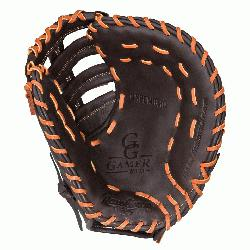 awlings GXPFM18MO First Base Mitt 12.5 Inch Mocha (Right Handed Throw) : The Gamer XLE series
