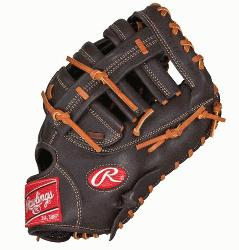 s GXPFM18MO First Base Mitt 12.5 Inch Mocha (Right