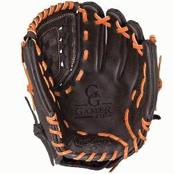 lings Gamer Mocha Series GXP1175 Baseball Glove 11.75 (Right Handed Throw) : The Gamer X