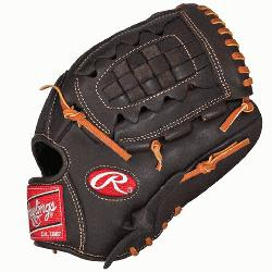 Rawlings Gamer Mocha Series GXP1175 Baseball Glove 11.75 (Right Handed Throw) : T