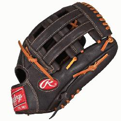 mer Mocha GXP1275MO Baseball Glove Outfield 12.75 (Left Handed Throw) : The Gamer XLE serie