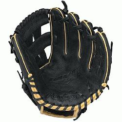Rawlings Gamer Pro Taper G112PTSP Baseball Glove 11.25 inch (Right Hand Th