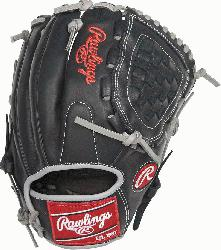 -leather mens Baseball glove Tennessee tan