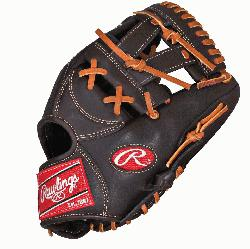 P Mocha GXP1125MO Baseball Glove 11.25 Inch (Right Handed T