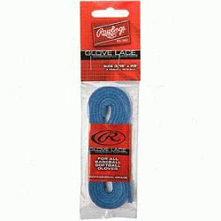 e American rawhide baseball glove replacement lace. Siz