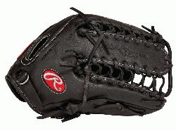 1B Rawlings Gold Glove Gamer baseball glove features the Tr
