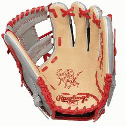 pattern is ideal for infielders. Pro I Web allows for