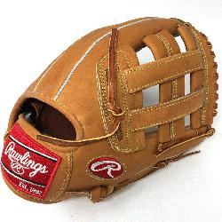RO1000HC Heart of the Hide Baseball Glove is 12 inches. Made