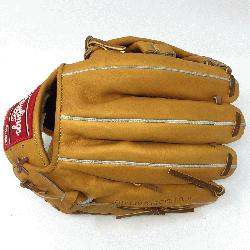 e Rawlings PROSPT Heart of the Hide Baseball Glove is 11.75 inch. Made with Horwee