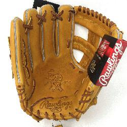 SPT Heart of the Hide Baseball Glove is 11.75 inch. Made with Horween
