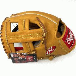 Heart of the Hide Baseball Glove is 11.75 inch. Made with Horween C55 tanned Heart of Hide
